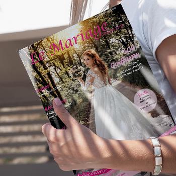 Mockup Magazine mariage AHN